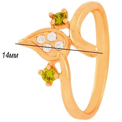 Кольцо 037 - изысканная бижутерия, красивые модели
