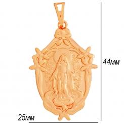 заказать крутой оберег-подвеску xuping под золото 585 пробы от 105р